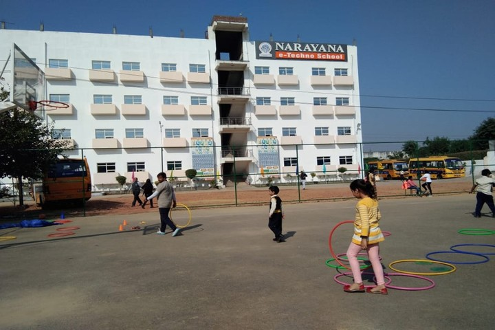 Narayana E Techno School-Sports