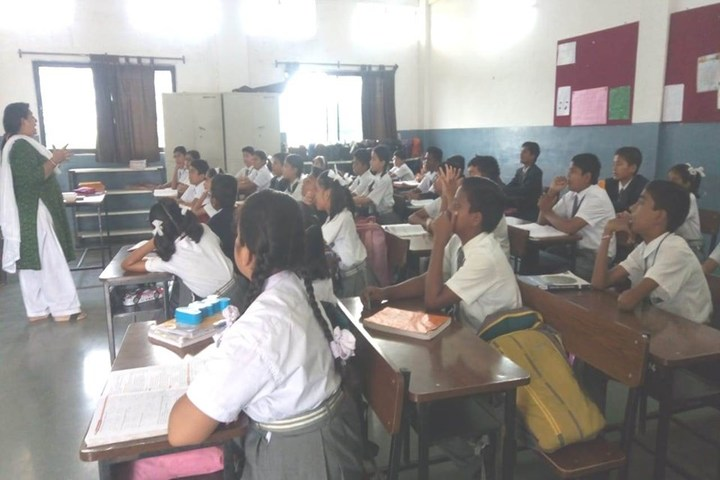Narayana Vidyalayam-Classroom