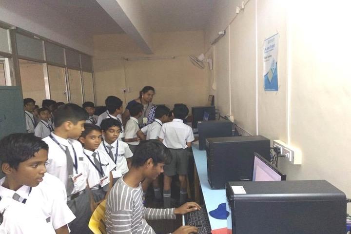 Narayana Vidyalayam-Computer Lab