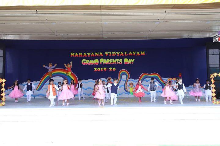 Narayana Vidyalayam-Dance