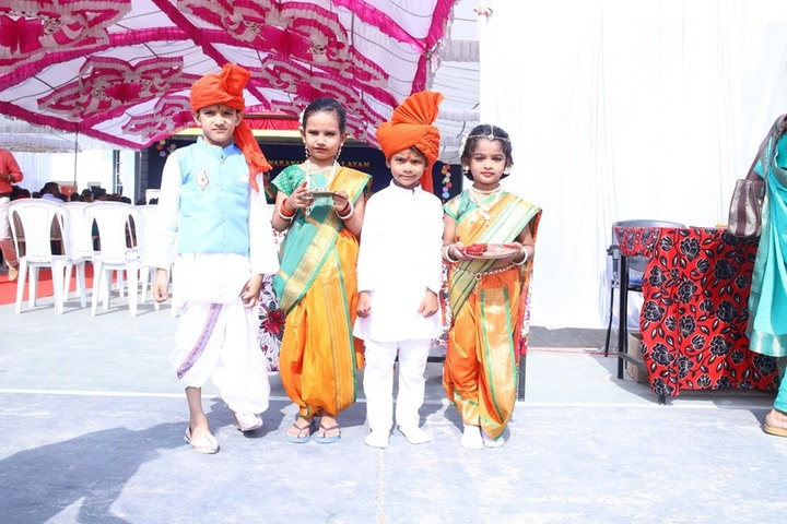 Narayana Vidyalayam-Fancy Dress