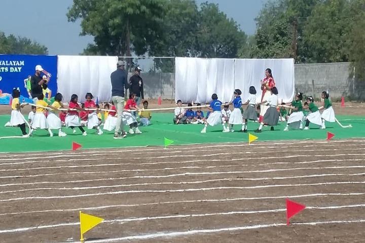 Narayana Vidyalayam-Sports