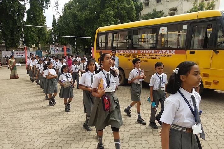 Narayana Vidyalayam-Transport