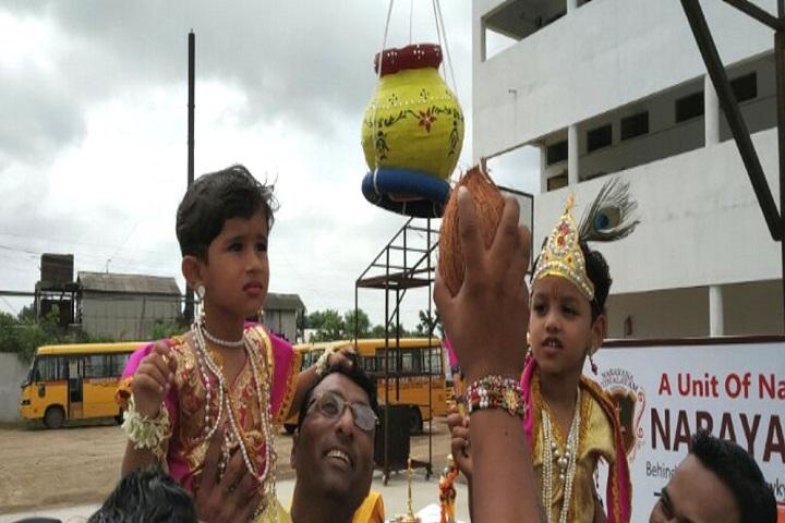Narayana Vidyalayam-Janmastami Celebrations