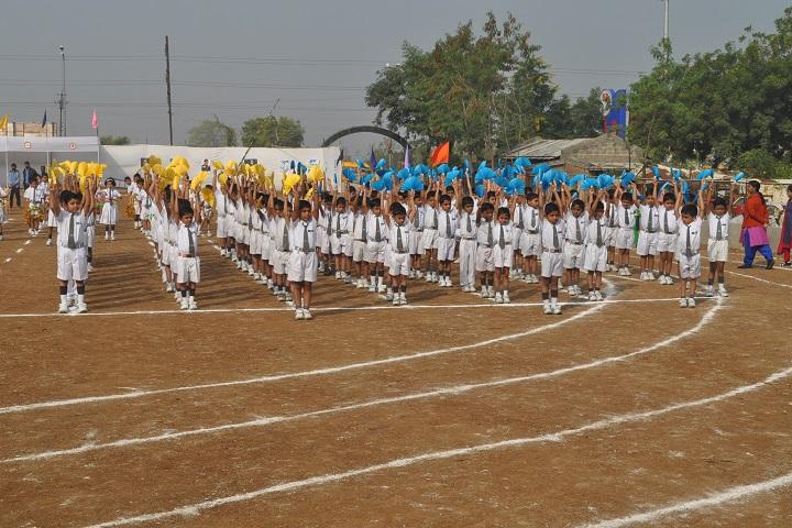 Narayana Vidyalayam-Sports Day