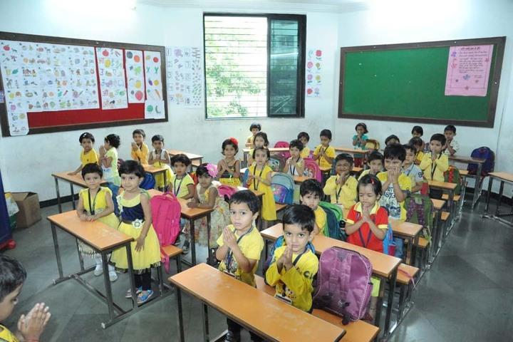 Nashik Cambridge School-Classroom