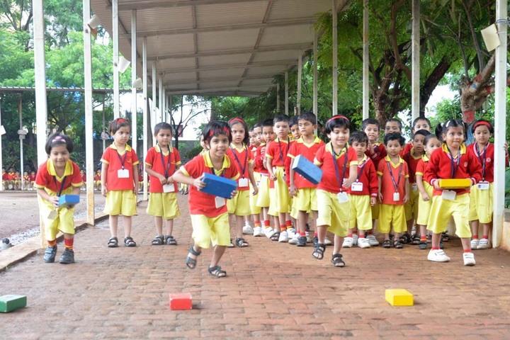 Nashik Cambridge School-Games