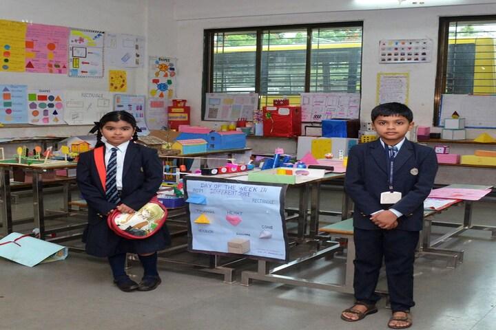Nashik Cambridge School-Science Exhibition