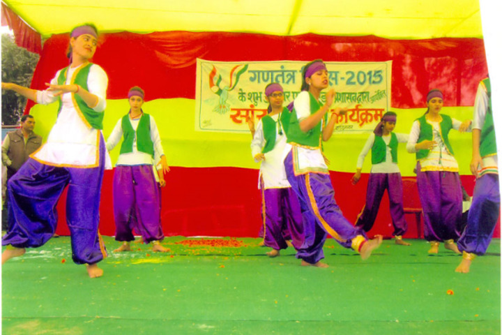 DAV Public School-Punjabi Dance