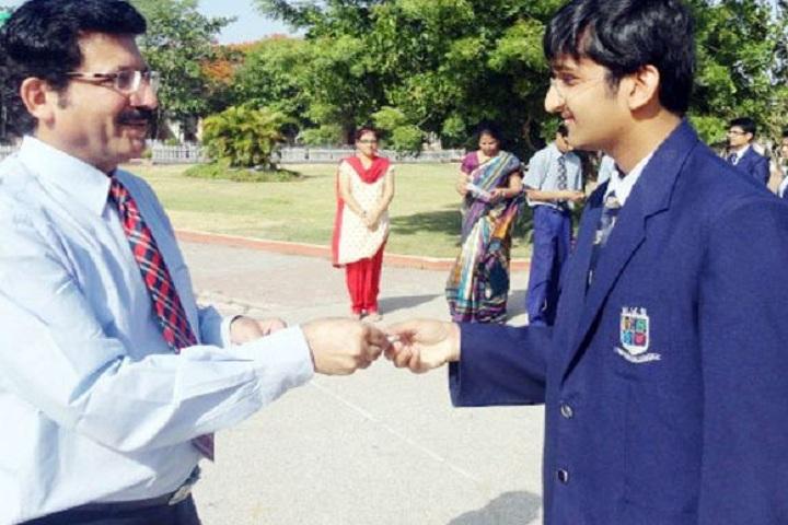 Nath Valley School-Investitutre Ceremony