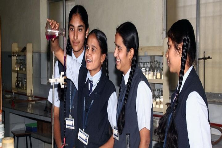 Nav Krishna Valley School-Chemistry Lab