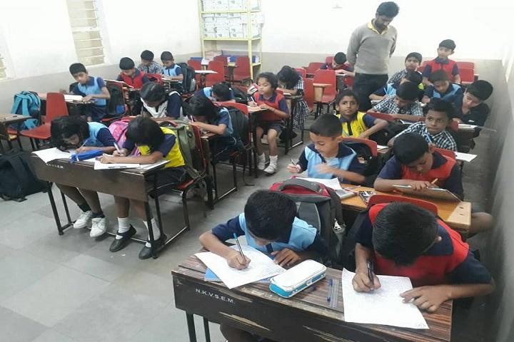 Nav Krishna Valley School-Classroom