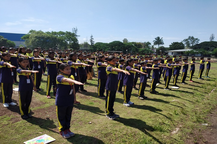 Nav Krishna Valley School-Prayer
