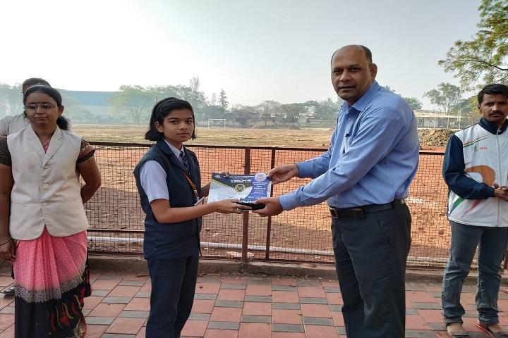 Nav Krishna Valley School-Prizes