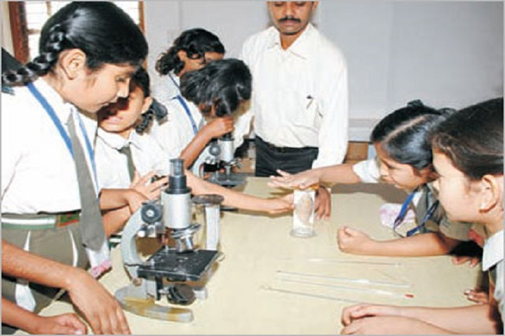 Navnirman High English Medium School-Biology Lab