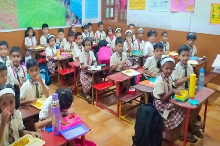 Navnirman High English Medium School-Classroom