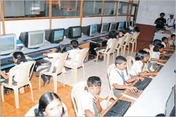 Navnirman High English Medium School-Computer Lab