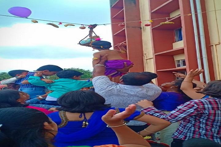 Navnirman High English Medium School-Festival celebrations