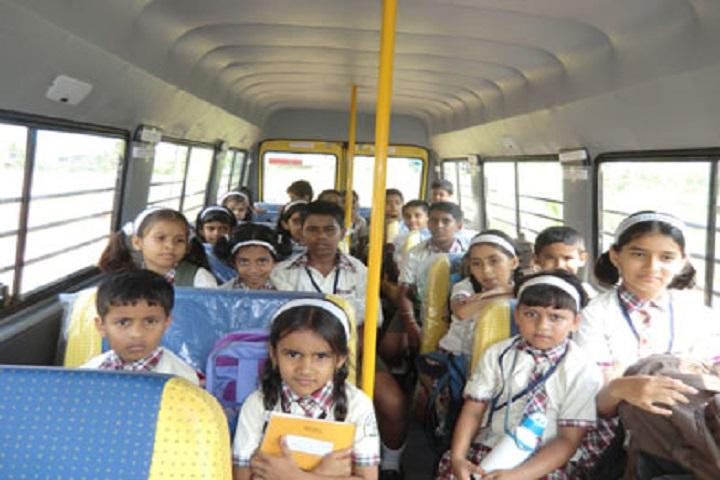 Navnirman High English Medium School-Transport