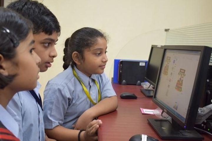 Navy Children School-Computer Lab