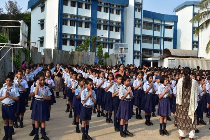 Navy Children School-Environment Day