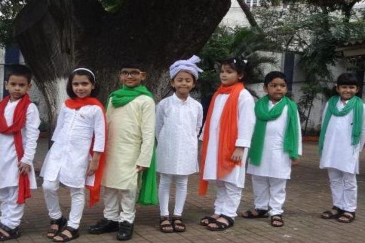 Navy Children School-Republic Day