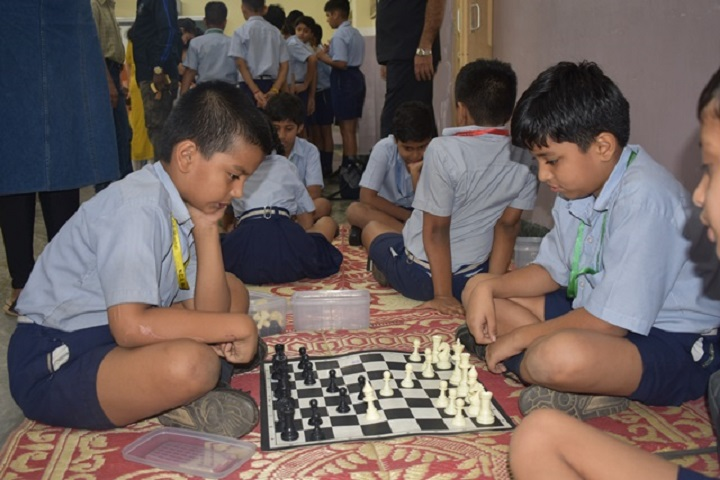 Navy Children School-Indoor Games