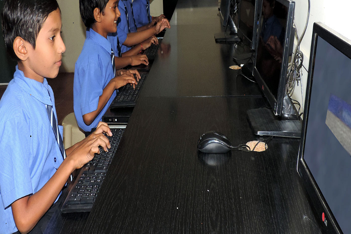 New Beginning International School-Computer Lab
