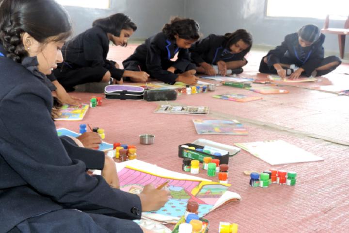 New Beginning International School-Painting