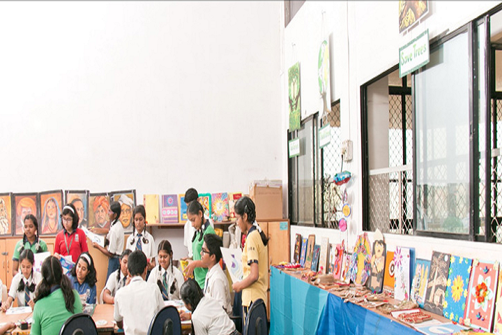 New Horizon Public School-Art Room