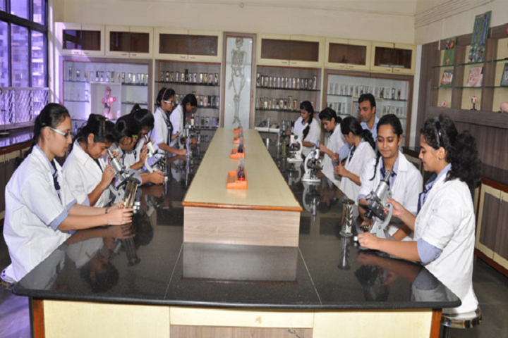 New Horizon Public School-Biology Lab
