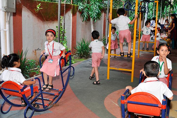 New Horizon Public School-Play Area
