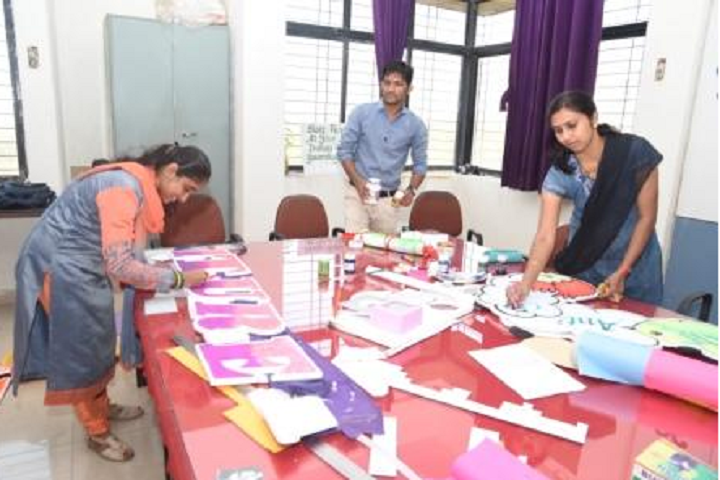 New Horizon Public School Khanda Colony-Art Room