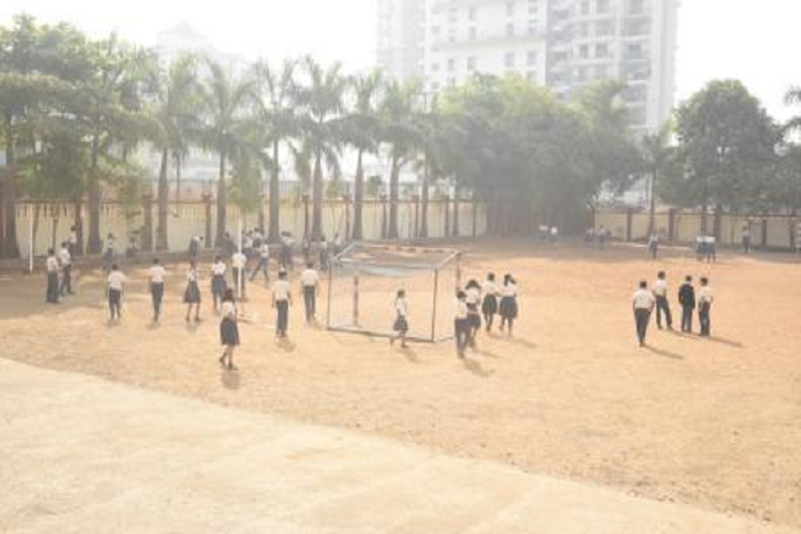 New Horizon Public School Khanda Colony-Palyground
