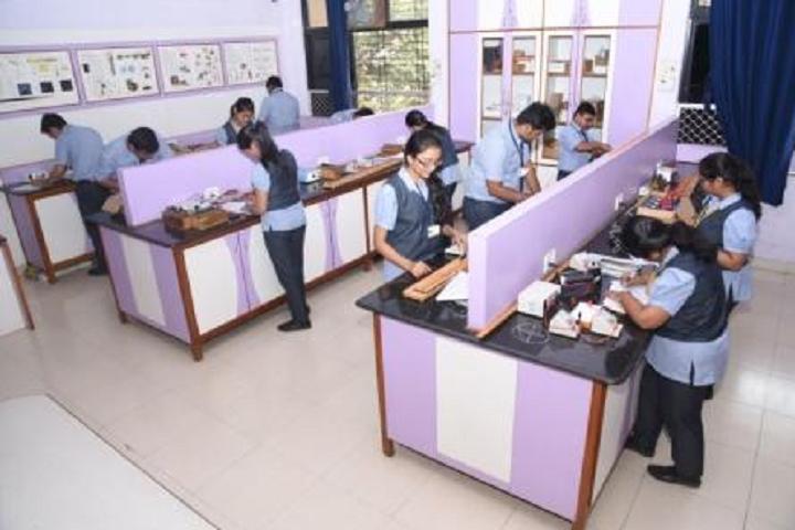 New Horizon Public School Khanda Colony-Physics Lab