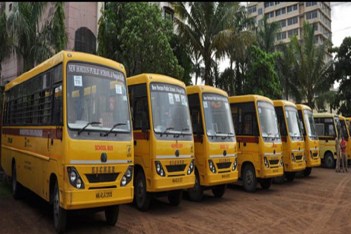 New Horizon Public School Khanda Colony-Transport
