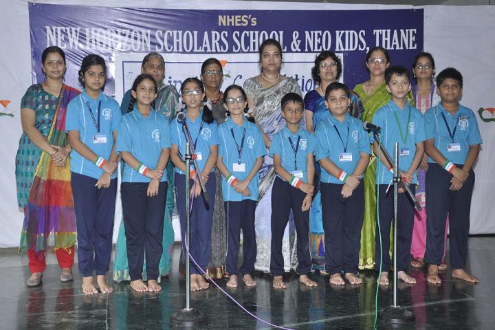 New Horizon Scholars School -Assembly