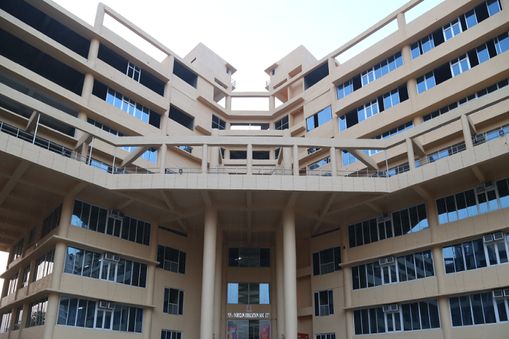 New Horizon Scholars School-Campus