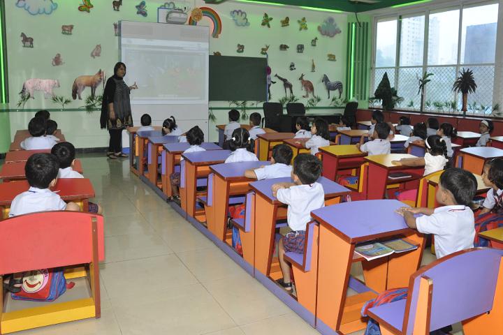 New Horizon Scholars School -Classroom