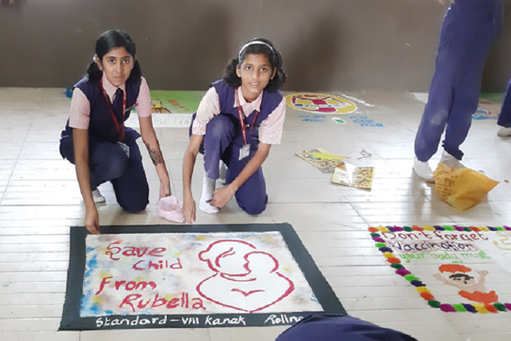 New Horizon School-Drawing Competition