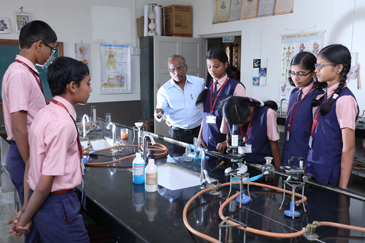 New Horizon School-Physics Lab
