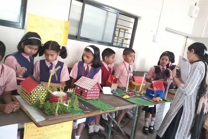 New Horizon School-Science Exhibition