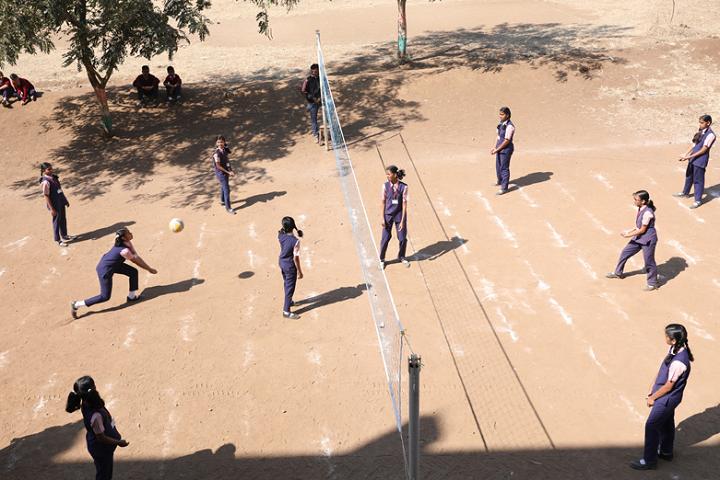 New Horizon School-Sports