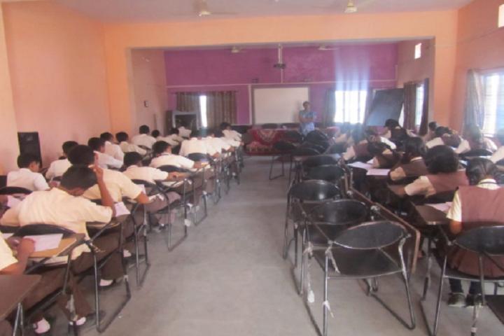 New Orange City Convent-Classroom