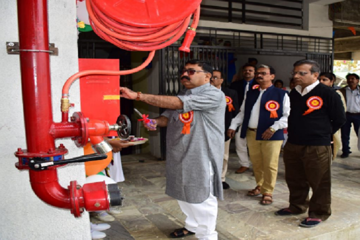 New Orange City Convent-Fire Fighting System