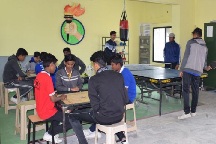 New Orange City Convent-Indoor Games