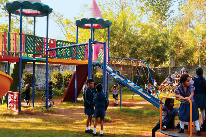 New Pune Public School-Play Area