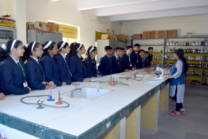 New Pune Public School-Science Lab-1