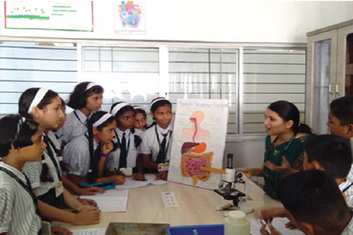 New Pune Public School-Science Lab