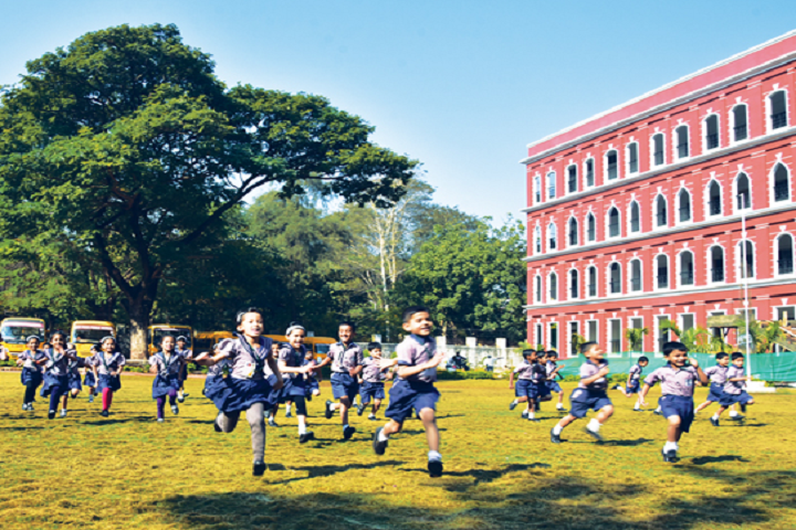 New Pune Public School-Sports